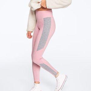 Victoria's Secret pink Gray cozy leggings